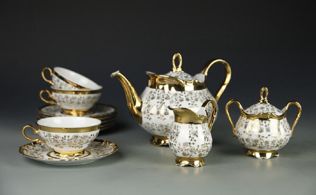 Lchininding Tea Set