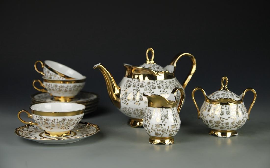 Lchininding Tea Set - 4