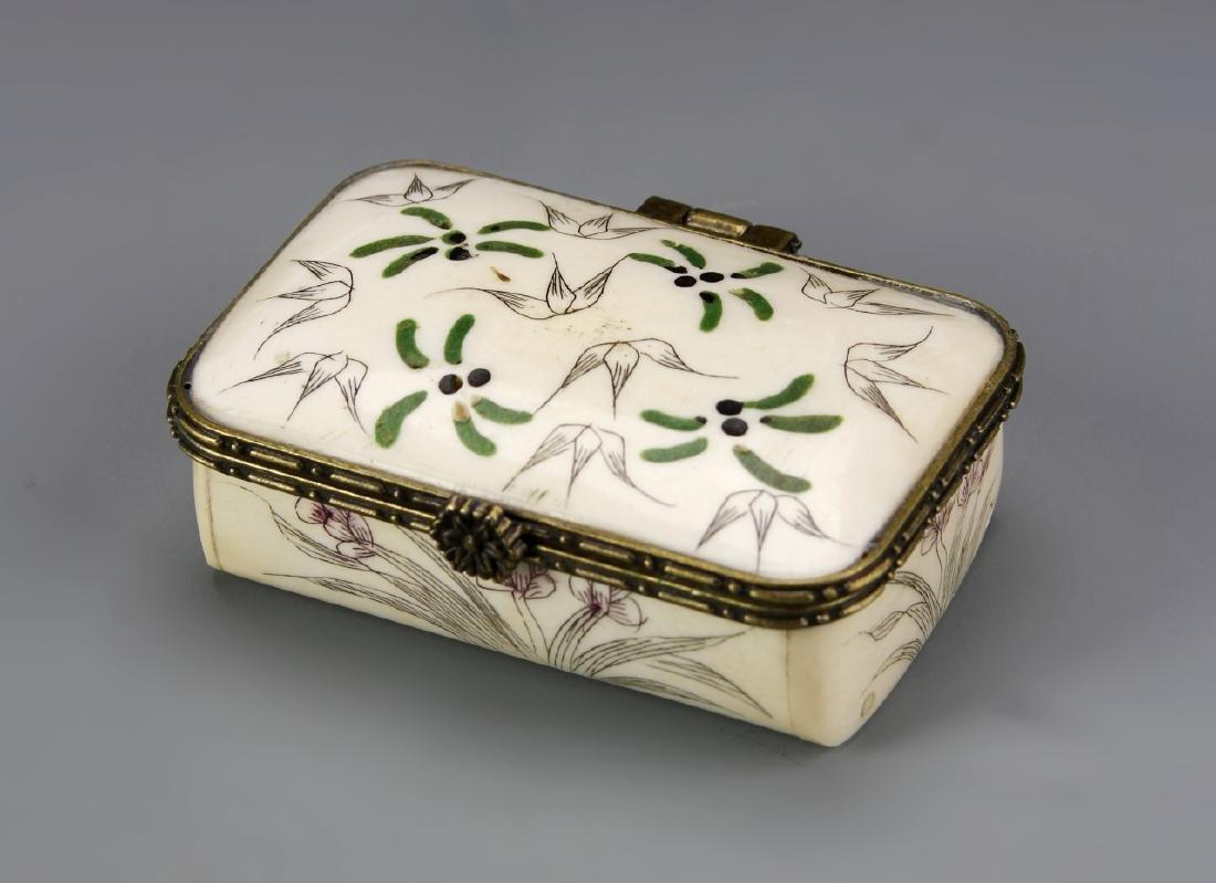 Chinese Makeup Box