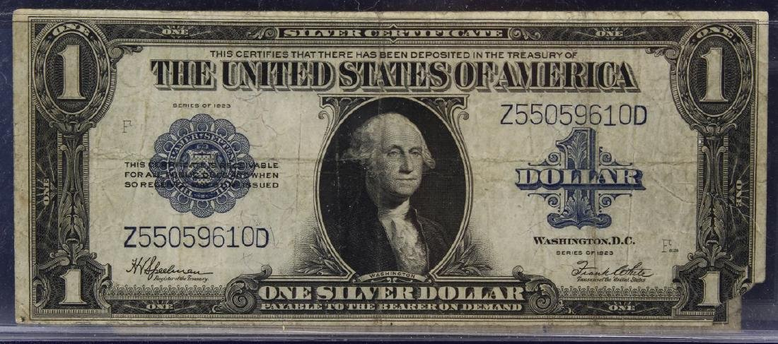 11 US Dollars Bank Note Collection