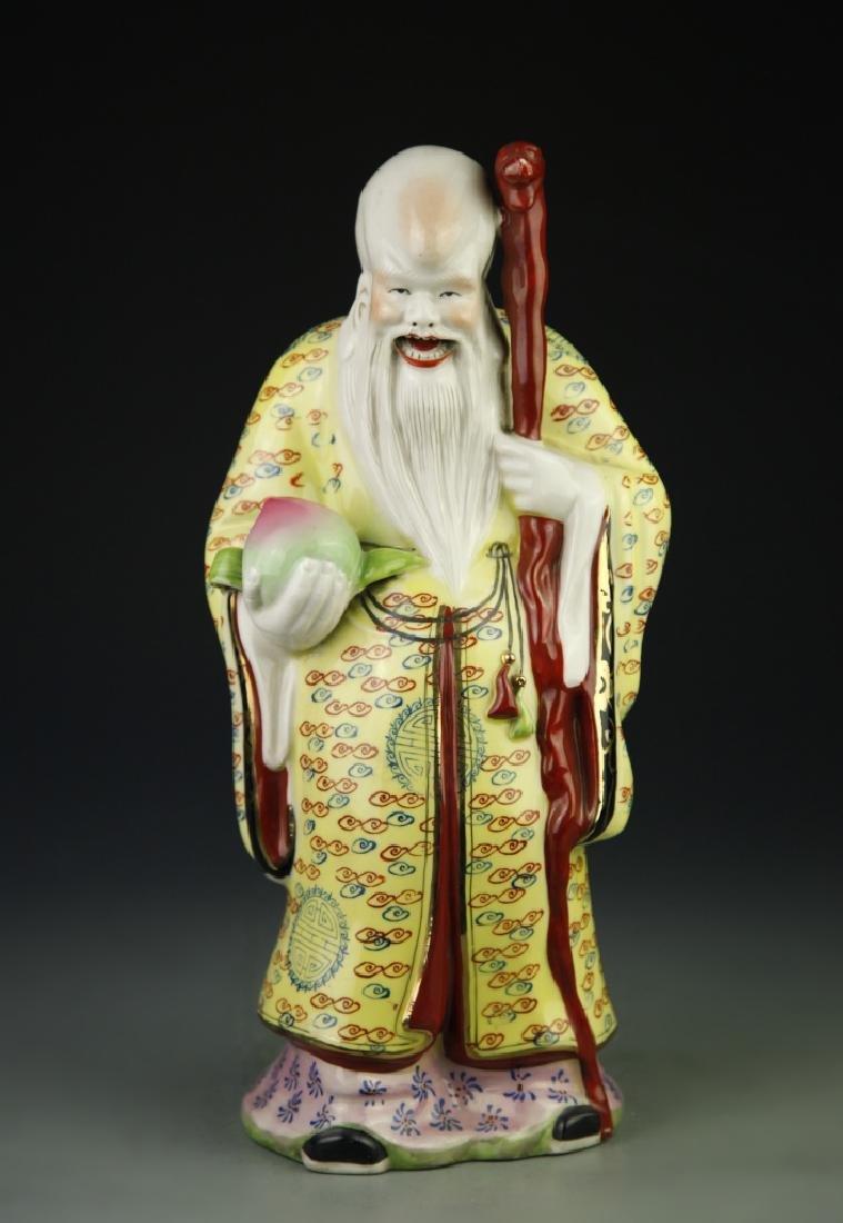 Chinese Shoulao Figure