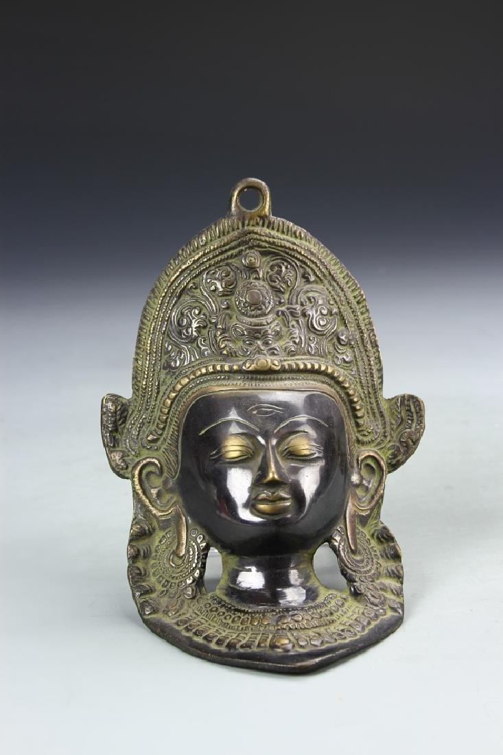Chinese Buddha Plaque