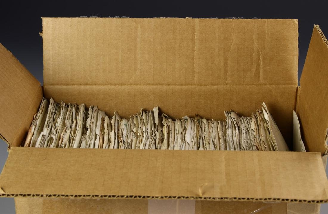 A Box Of American Early Envelopes