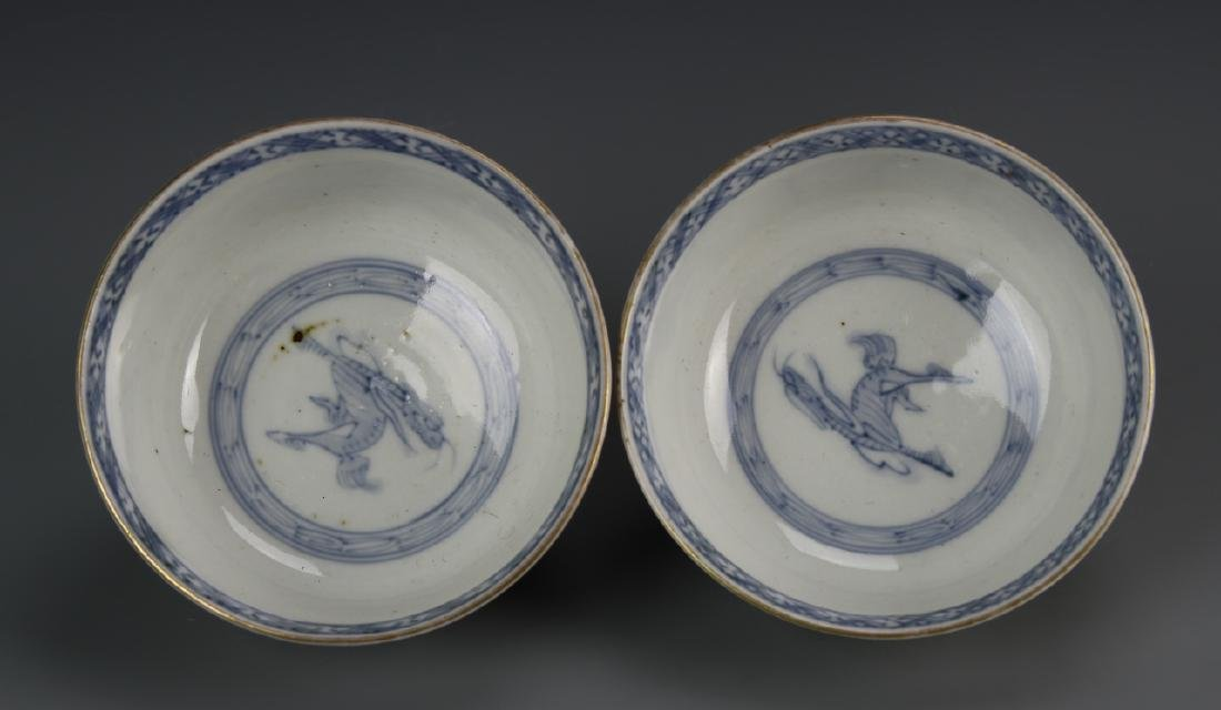 Japanese A Pair Of Imari Teacups With Covers - 3