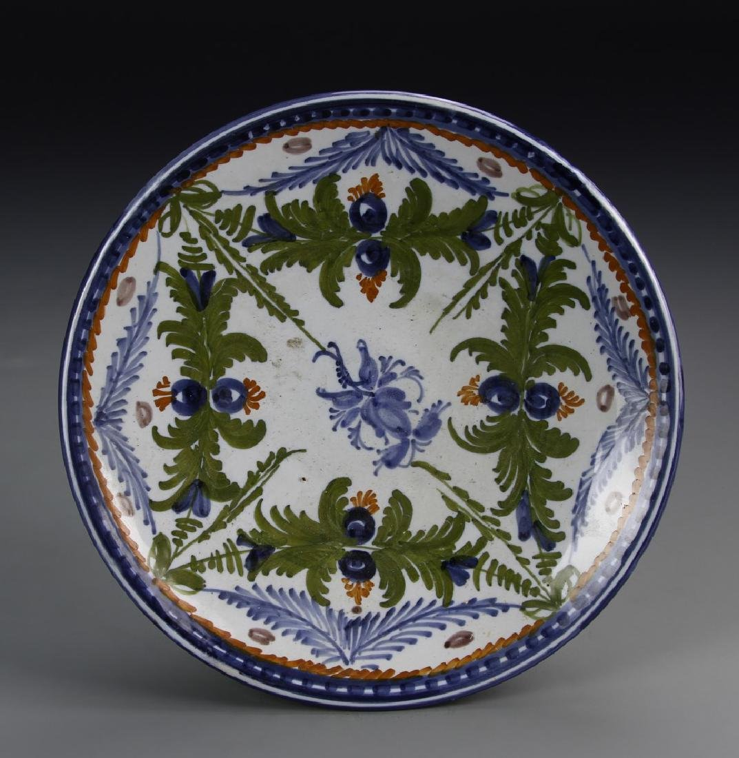 Art Porcelain Plate