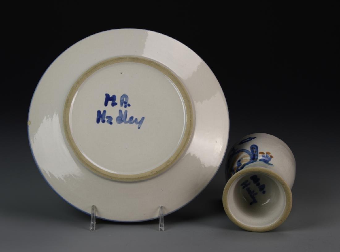 Art Plate And Mug - 2