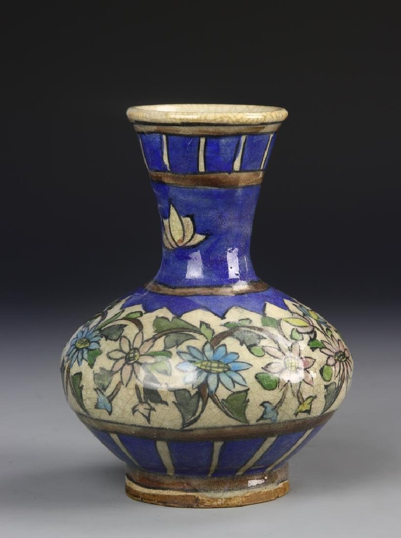 Middle Eastern Porcelain Vase