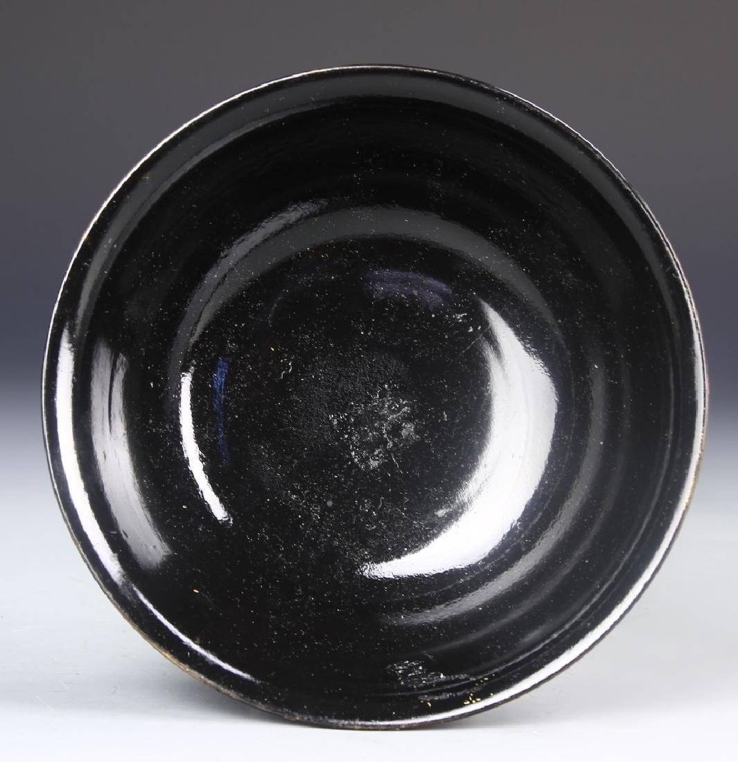 Chinese Cinnabar Bowl - 3