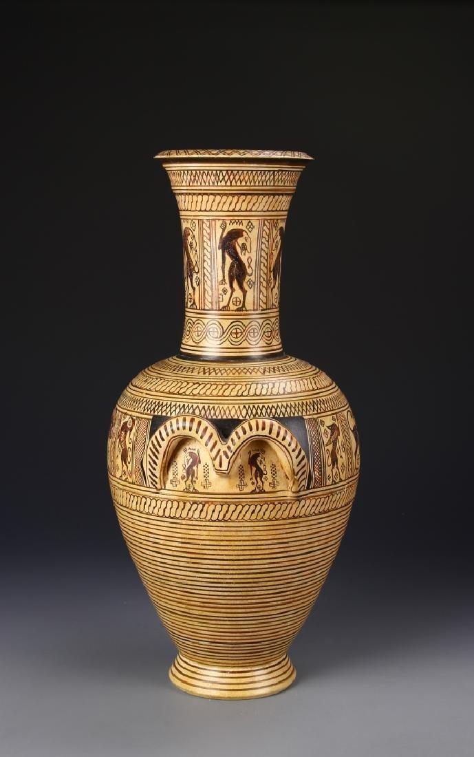 Art Pottery Vase - 3