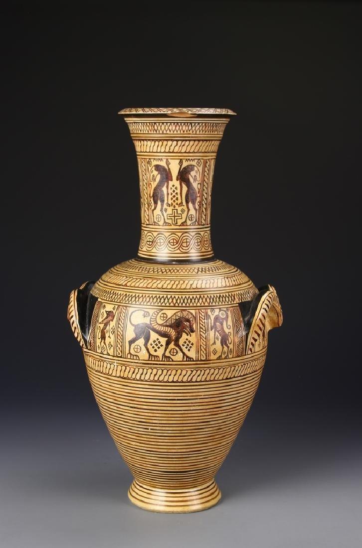 Art Pottery Vase - 4