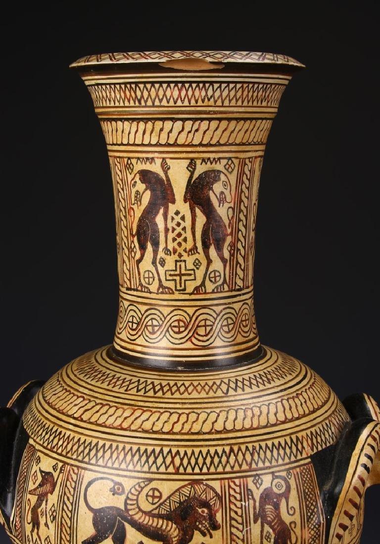 Art Pottery Vase - 5