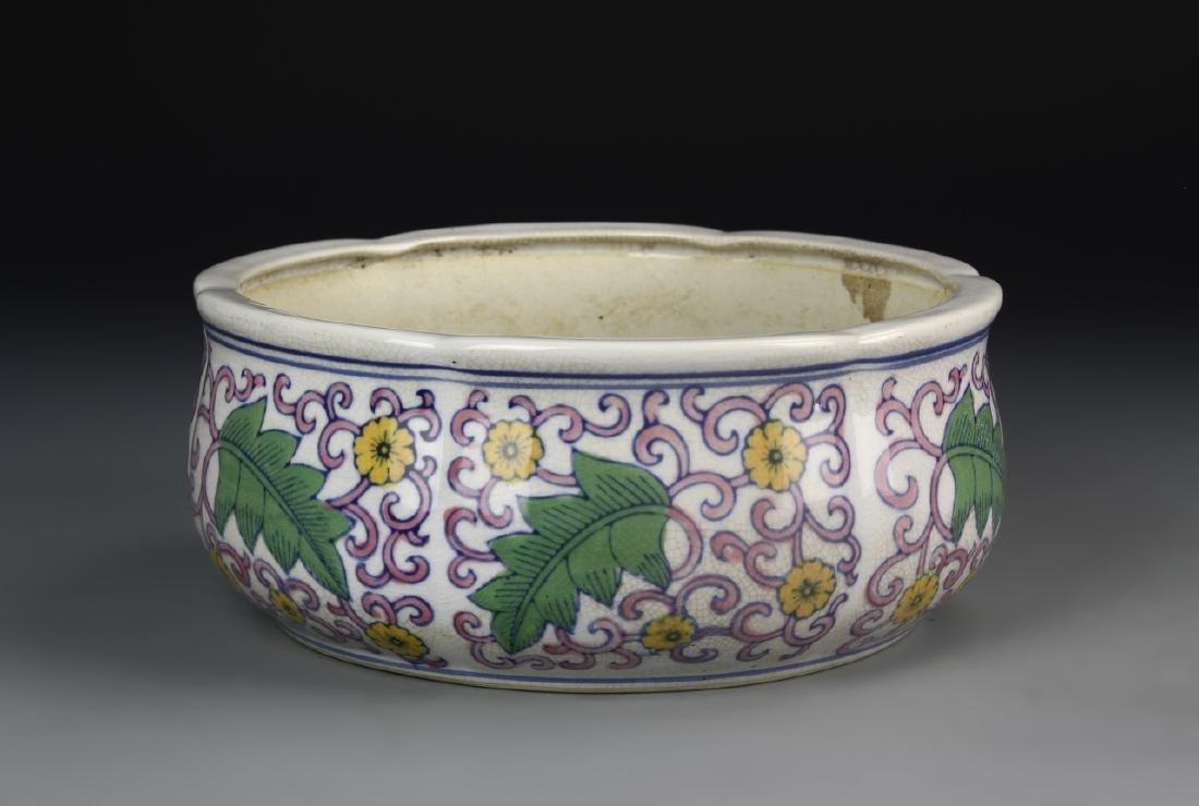 Porcelain Pot
