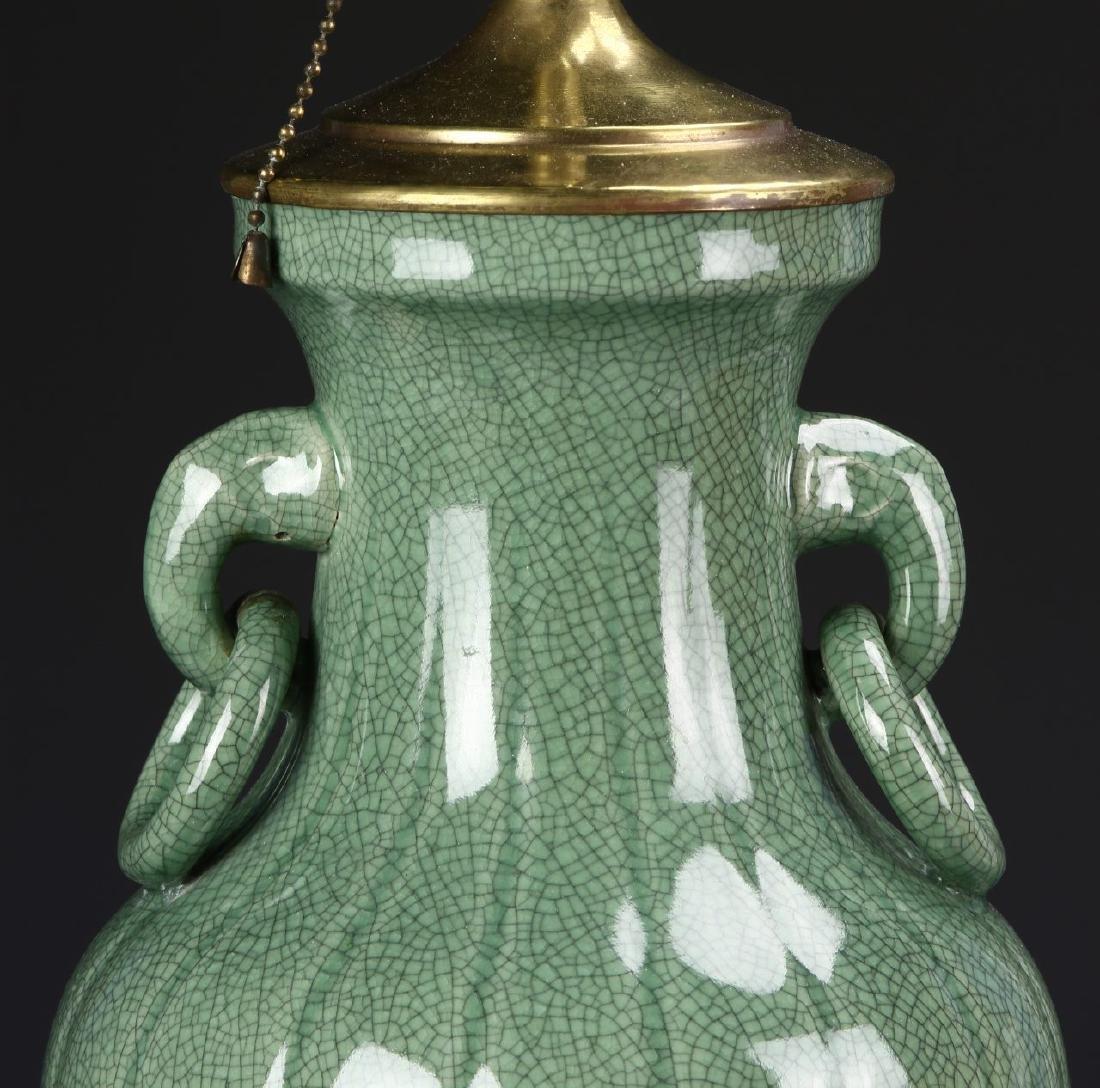 Chinese Vase Lamp - 2