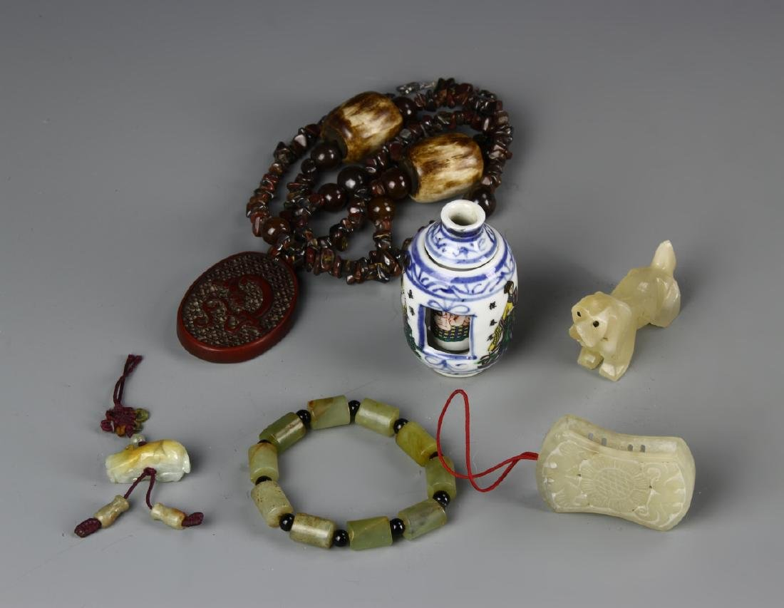A Group Of Miscellaneous  Items