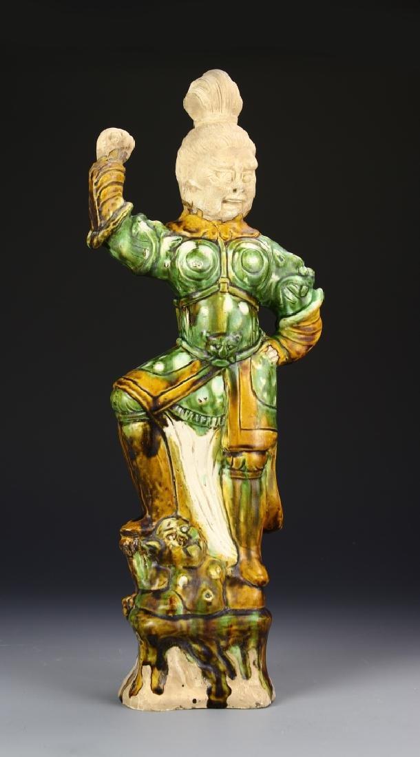 Chinese Somcai Warrior