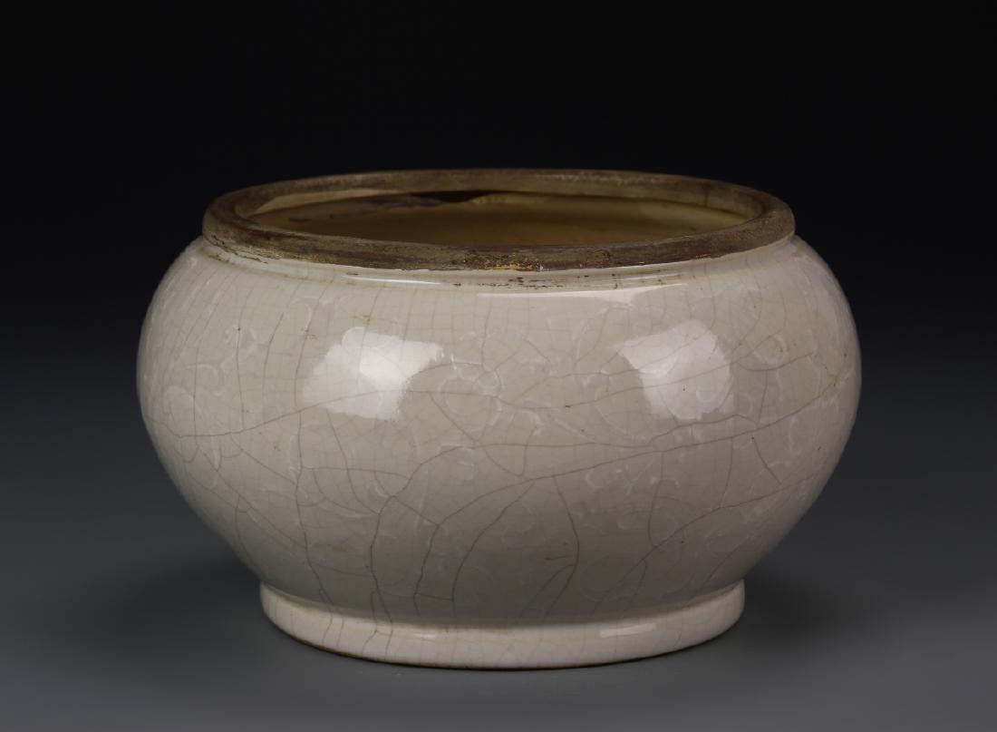 Art Pottery Brush Pot