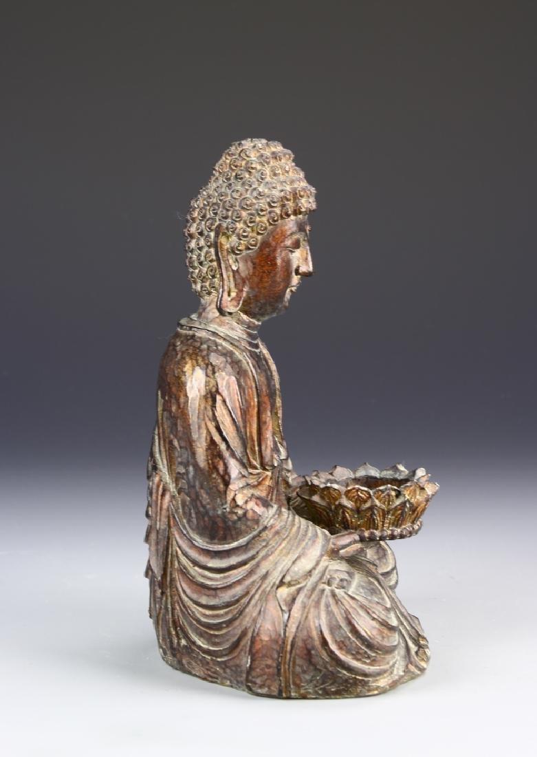 Chinese Buddha Statue - 2
