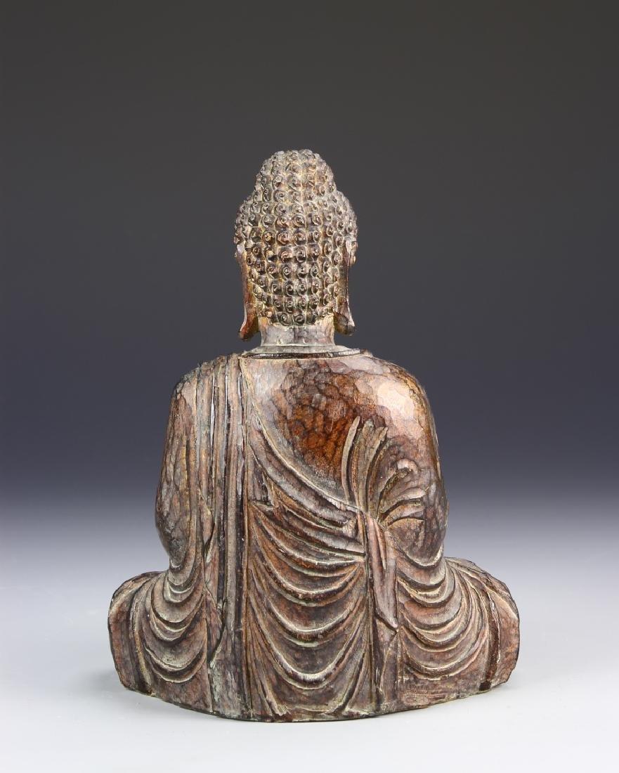 Chinese Buddha Statue - 3