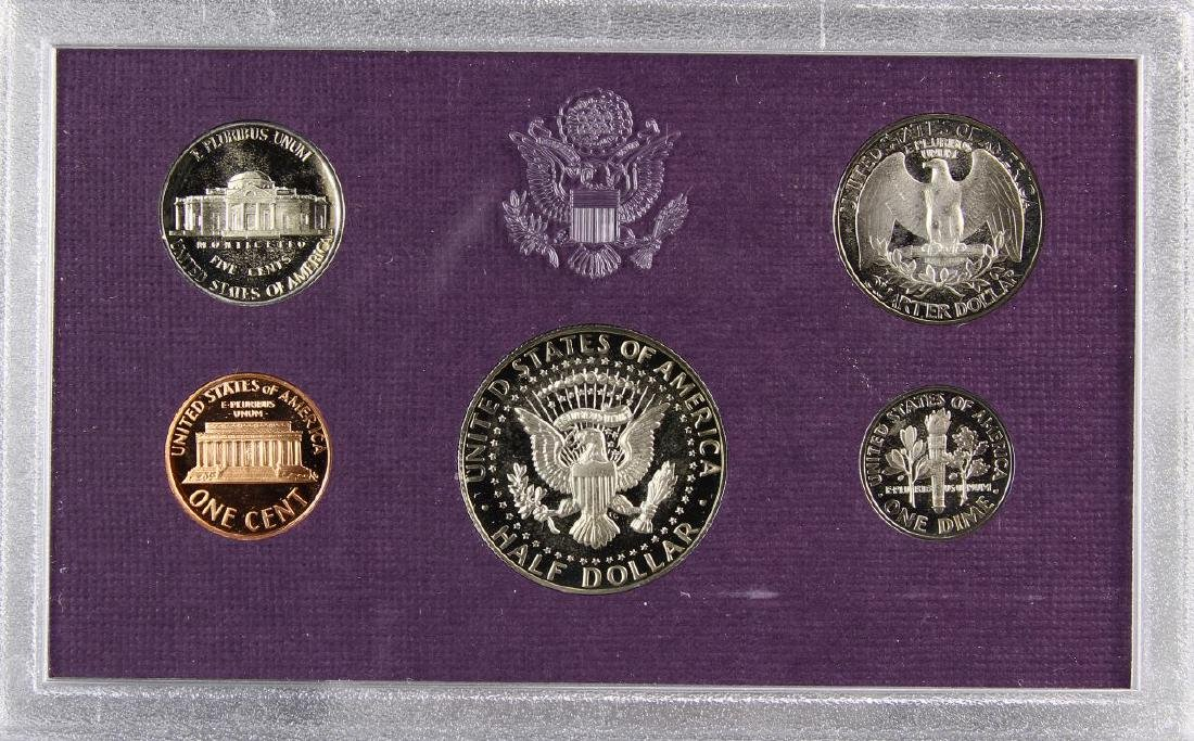 1987 United States Proof Set - 2