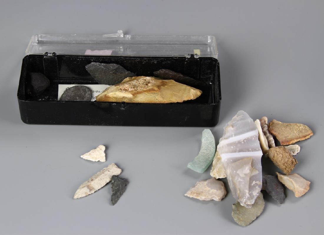 A Box Of Nature America Stone Arrow - 2