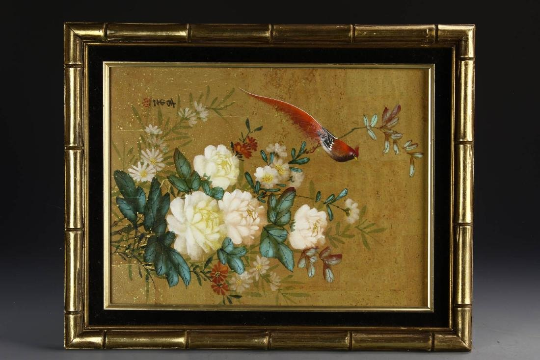 Framed Decorative Painting