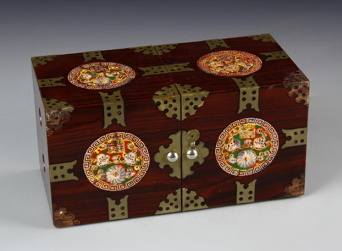 Korean Vintage Jewelry Box