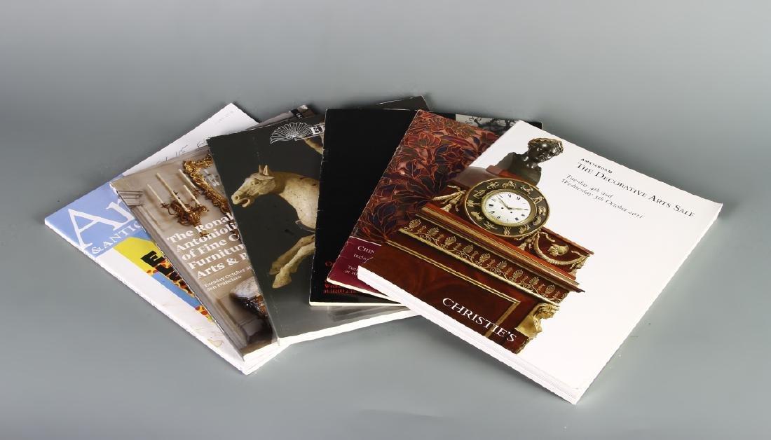 Six Auction Catalogues