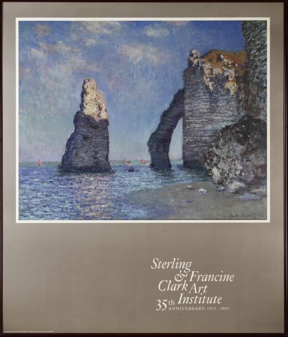 Framed Landscape Poster