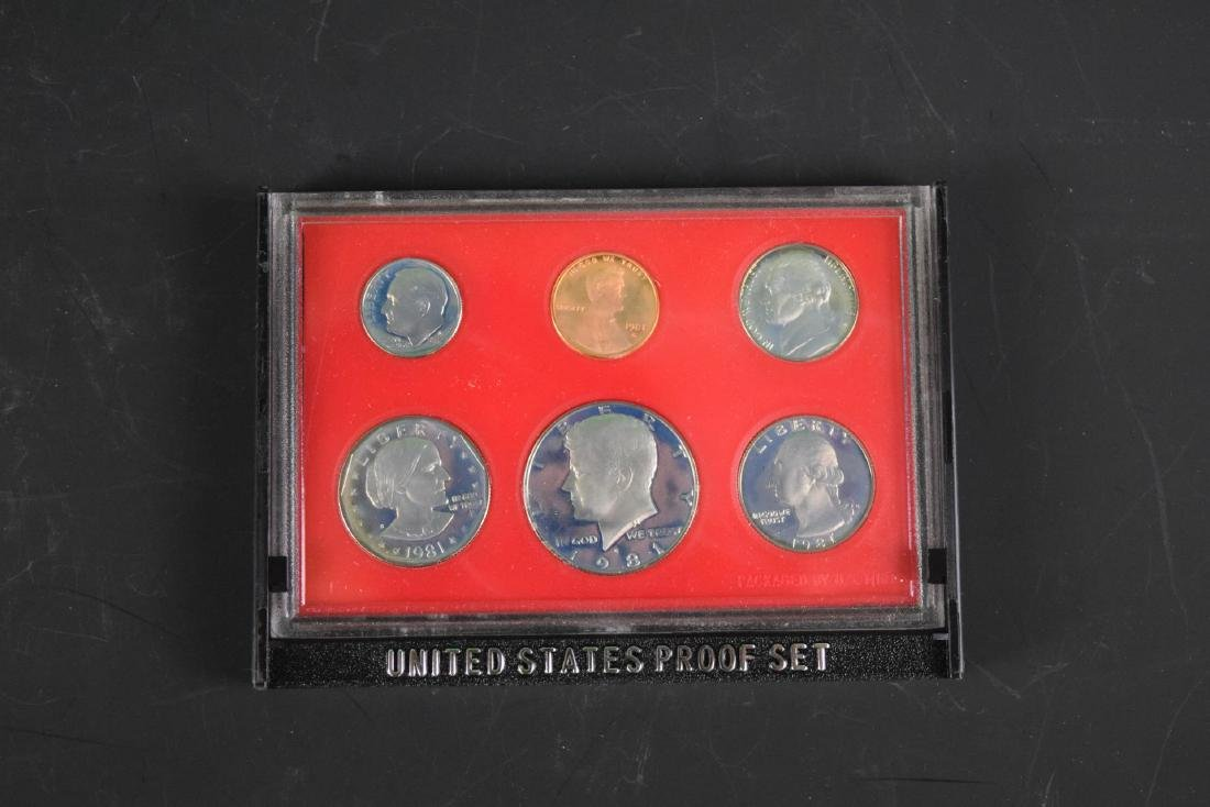 1980 United States Proof Set.