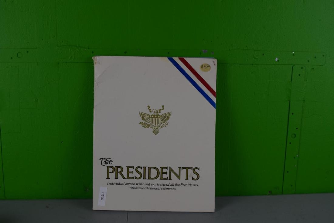 A book: The Presidents.