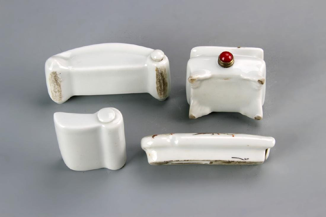 Four Chinese Snuff Bottles - 2