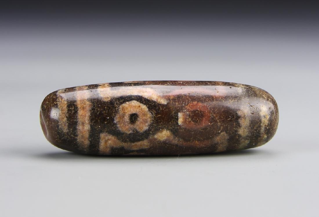 Tibetan Z Bead - 2
