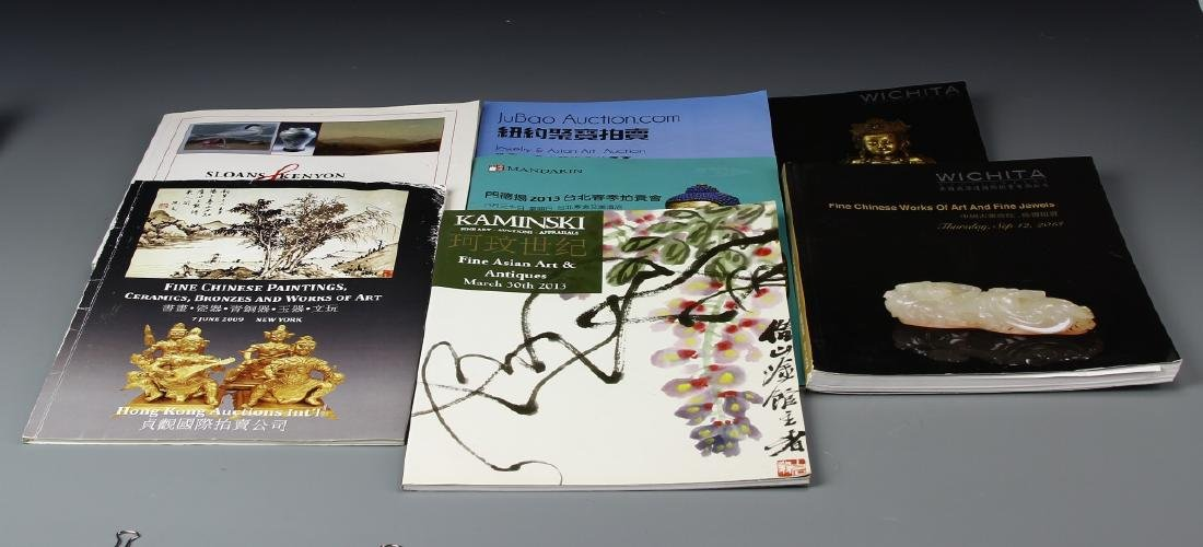 Asian Art Books and Auction Catalogs - 2