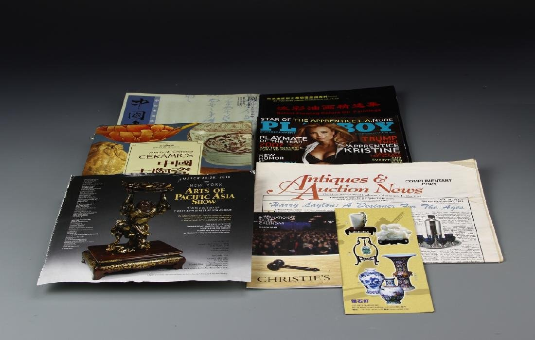 Asian Art Books and Auction Catalogs - 3