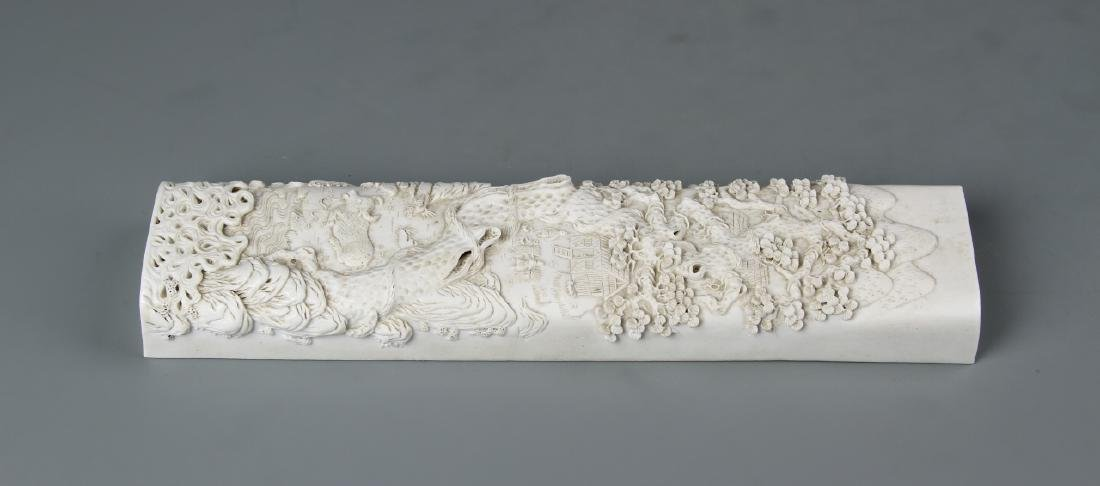 Chinese Carved Paperweight