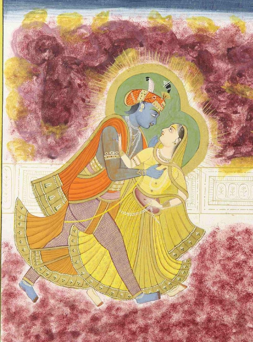 Indian Miniature Painting - 2