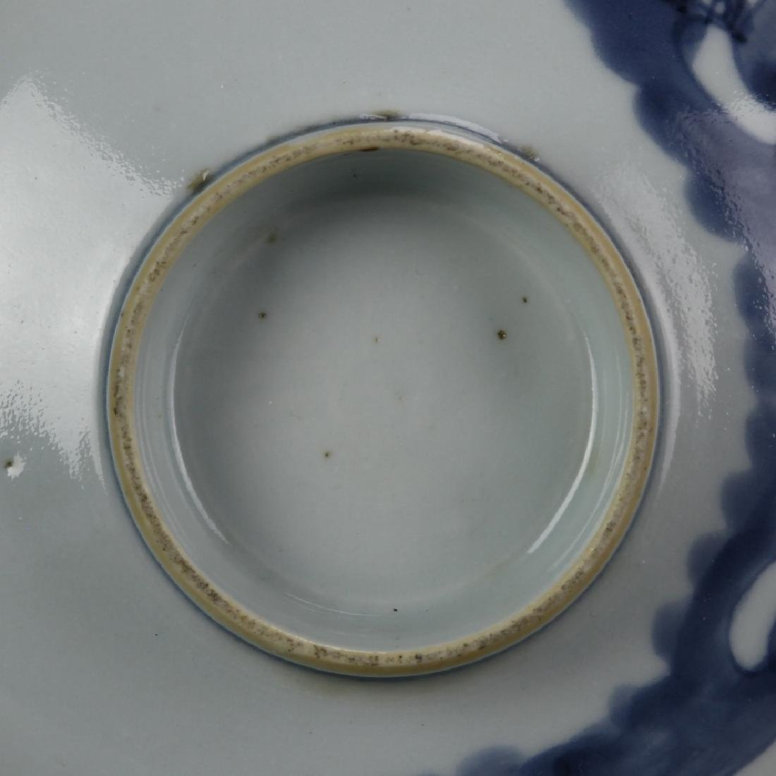 Chinese Export Blue and White Bowl - 6