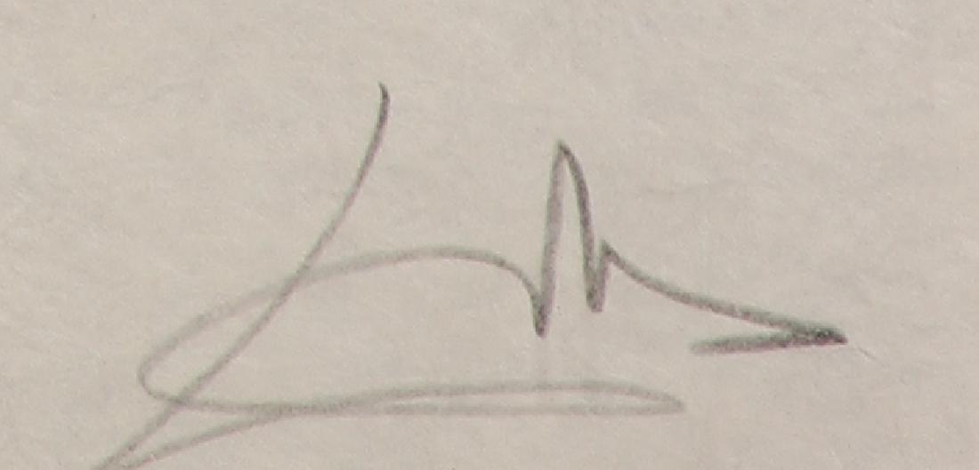 Salivador Dali Lithograph - 4
