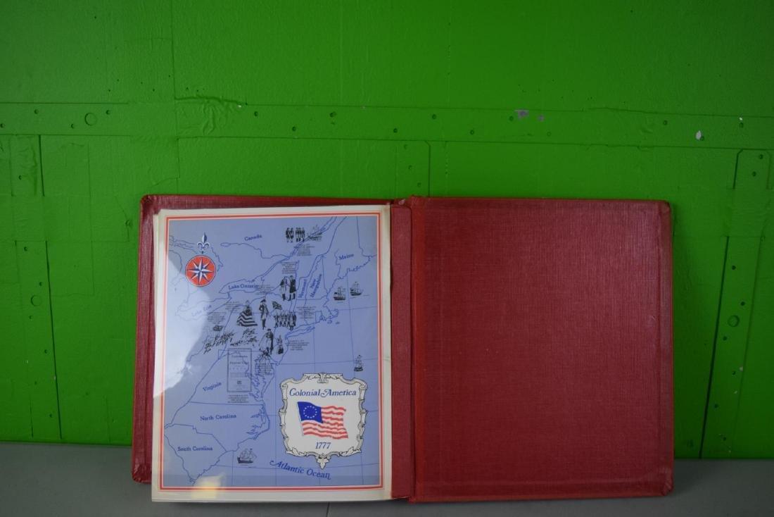 Album Of America's Bicentennial Covers