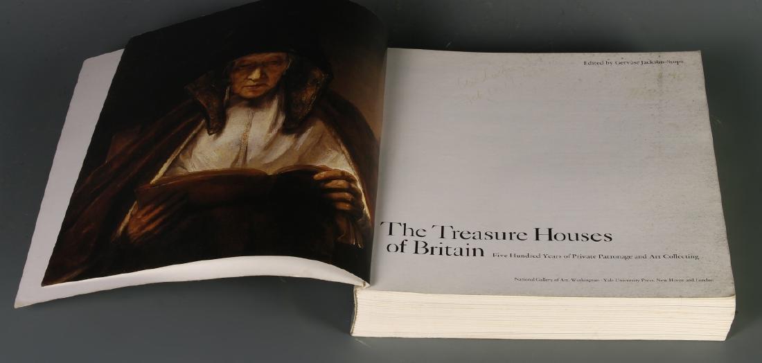 Book, Treasure Houses of Britain - 2
