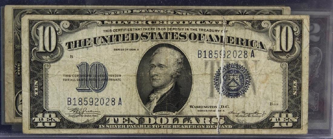 11 US Dollars Bank Note Collection - 2