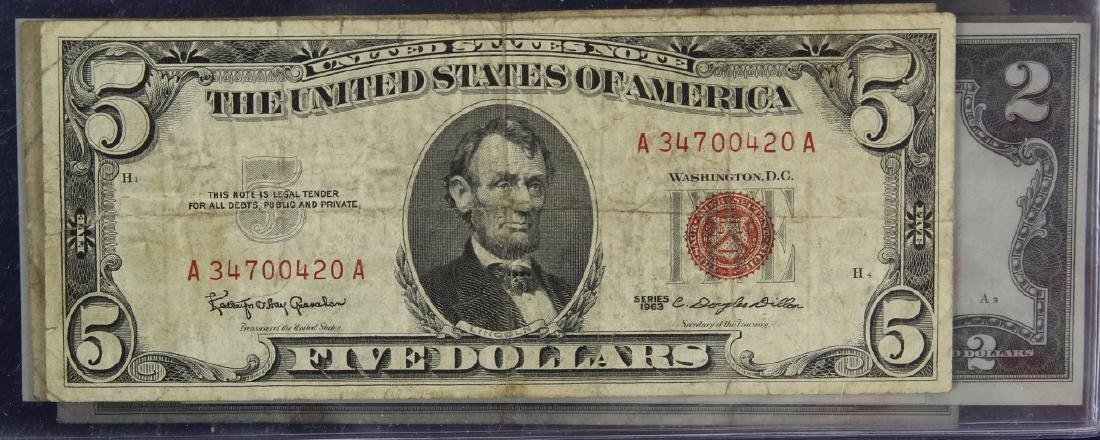 11 US Dollars Bank Note Collection - 3