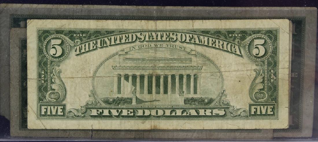 11 US Dollars Bank Note Collection - 4