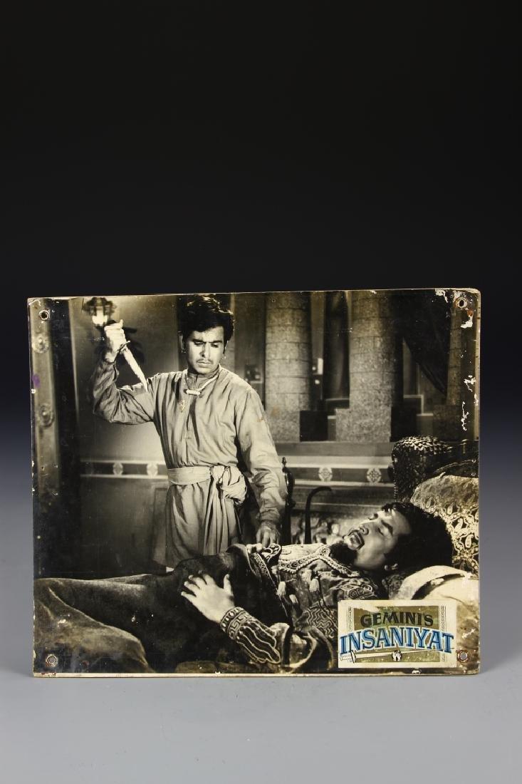 Vintage Indian Movie Hobby Cards