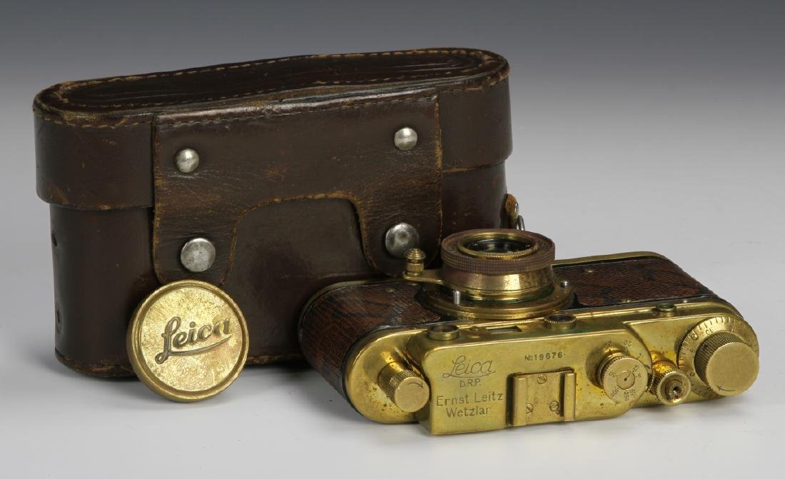 German Camera, Marked Leica - 2