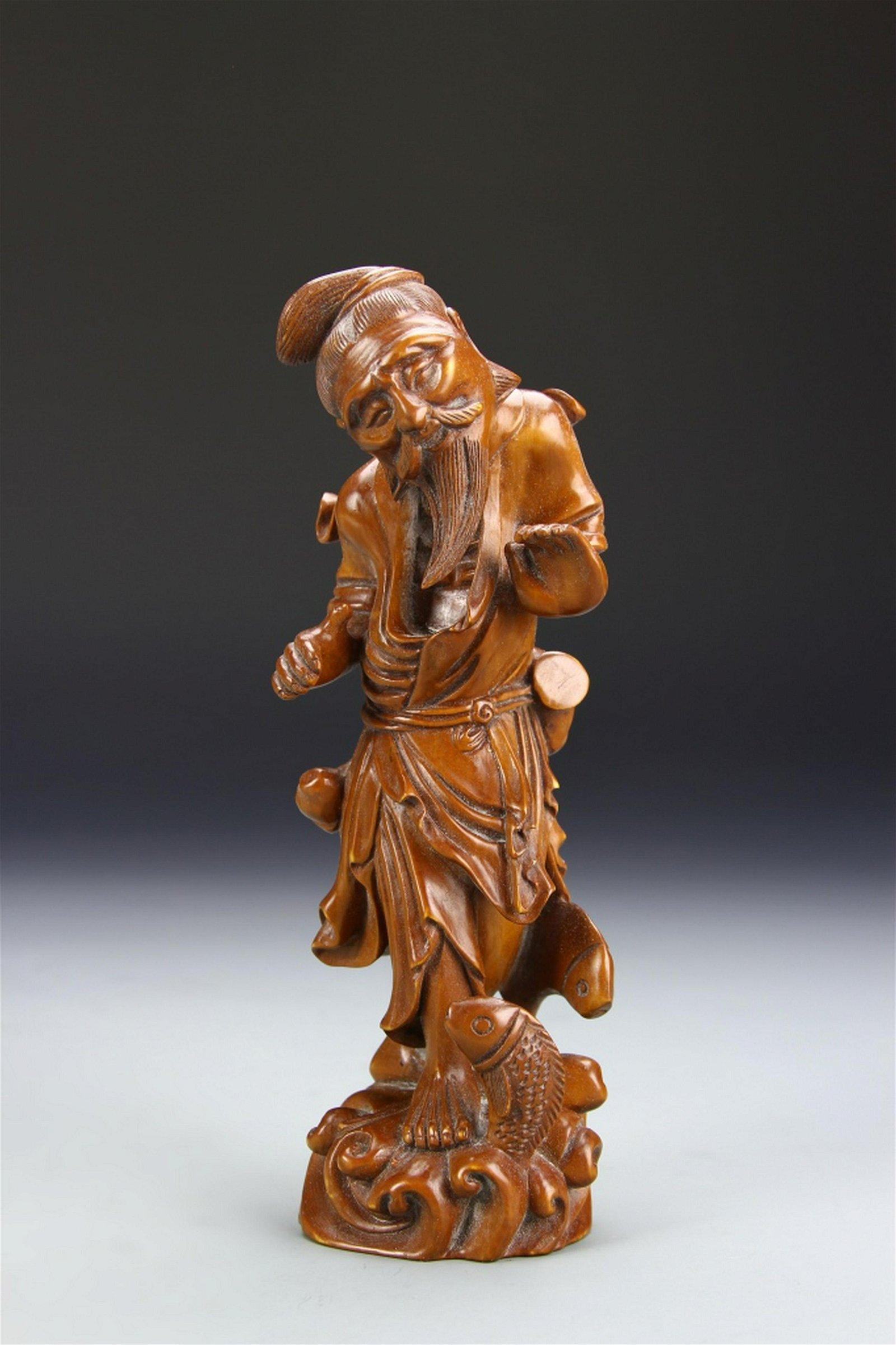 Chinese Boxwood Luohan