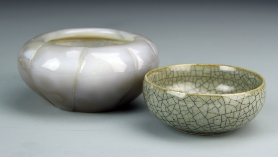Two Chinese Bowls
