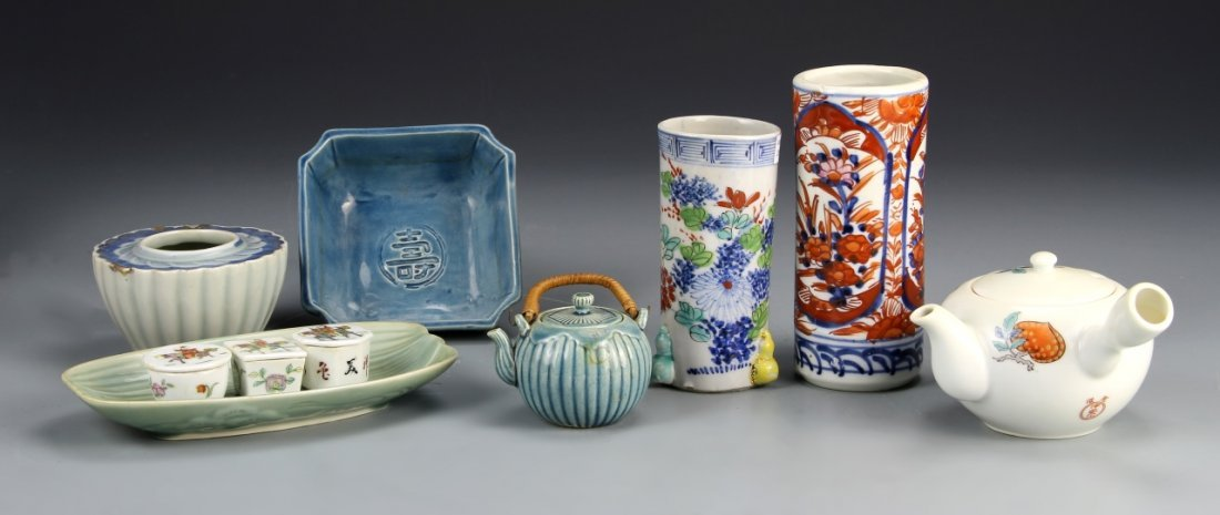 Japanese Porcelian Items