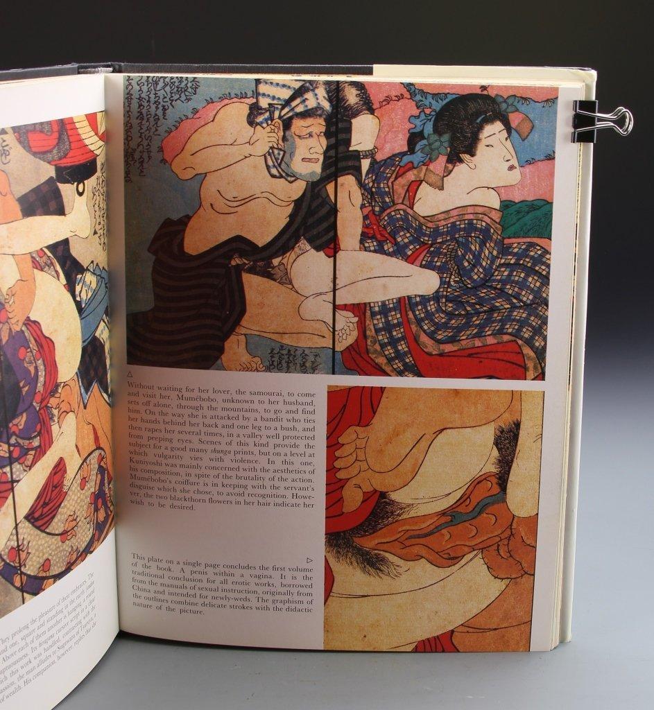Japanese Erotic Art Book - 3