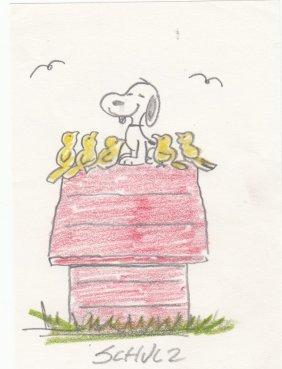 Schultz's Snoopy
